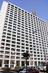 総務省がある中央合同庁舎2号館
