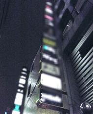 銀座の雑居ビル