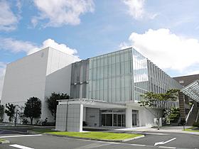 がん粒子線治療研究センター(指宿市)