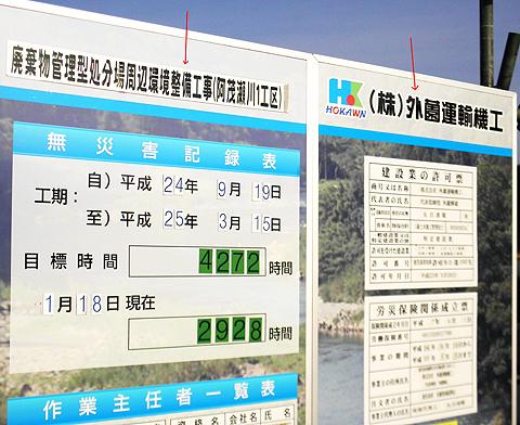 外薗県議のファミリー企業 (2)