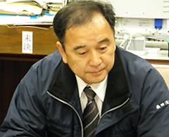 森田俊彦町長