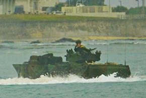 海兵隊の上陸用舟艇 (2)