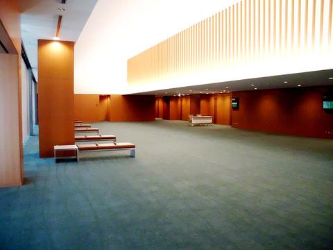 衆議院第一議員会館内「多目的会議室」エントランススペース