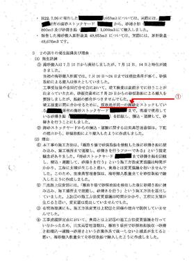 報告書 (2)