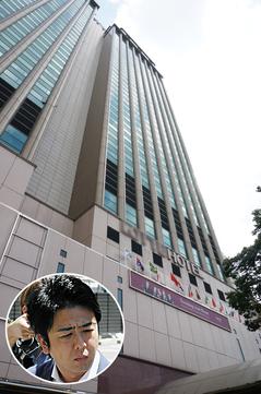 高島市長 in 釜山