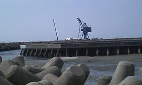川内原発海側 2