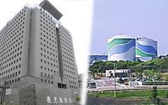 鹿児島県庁・川内原子力発電所