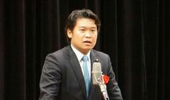 新潟県知事選で野党統一候補を応援した鷲尾衆院議員.jpg
